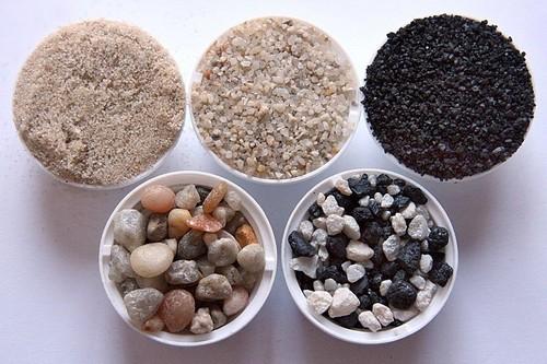 Как правильно выбрать грунт для аквариума