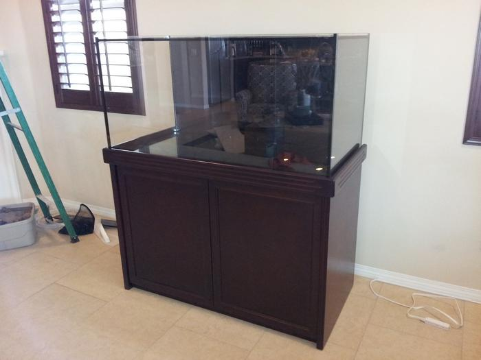 тумба под аквариум 3