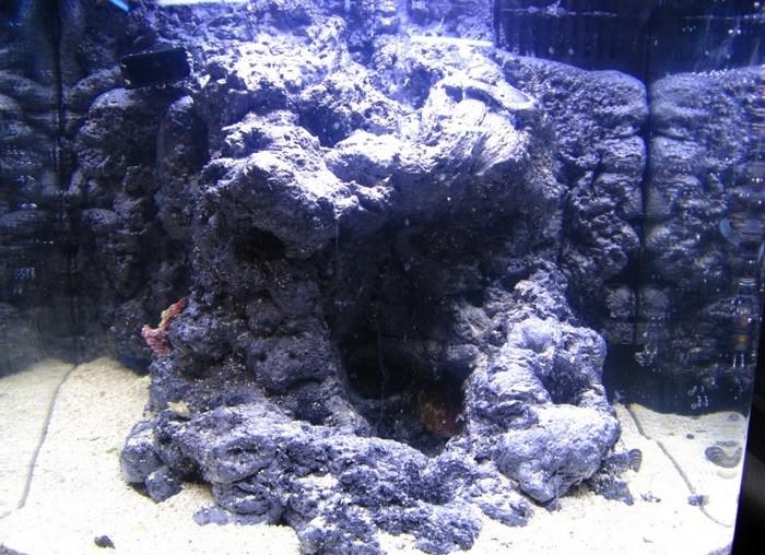 Как сделать грот для аквариума своими руками